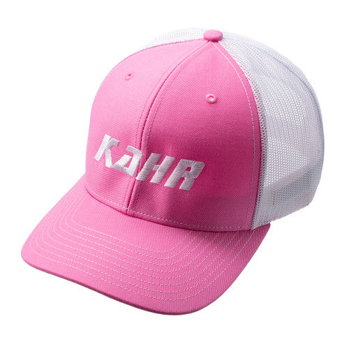Kahr Pink Hat w/ Mesh Back