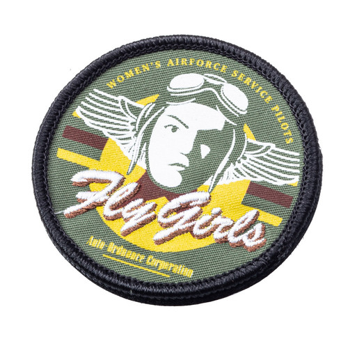 Fly Girl Morale Patch