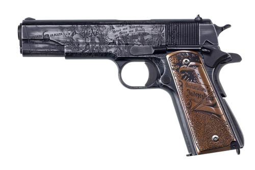 "Revolution Special Edition 1911, .45 Cal. 5"" barrel"