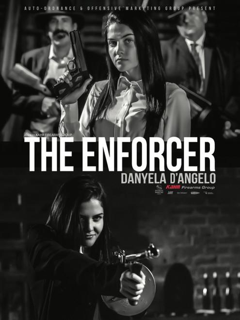 The Enforcer Danyela Poster