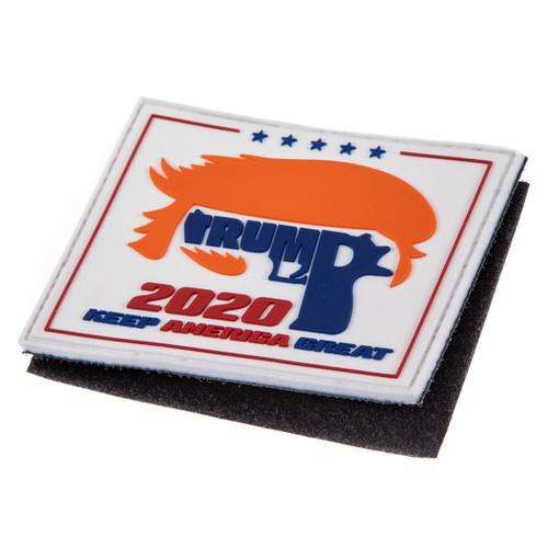 Trump 2020 Rubber Patch w/ Velcro