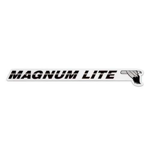 Magnum Lite Sticker