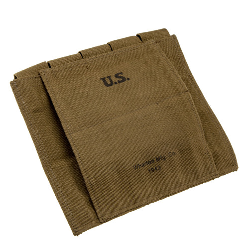 WWII 5 Mag Pouch Carrier for 30round stick magazines