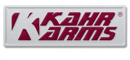 Kahr Arms License Plate