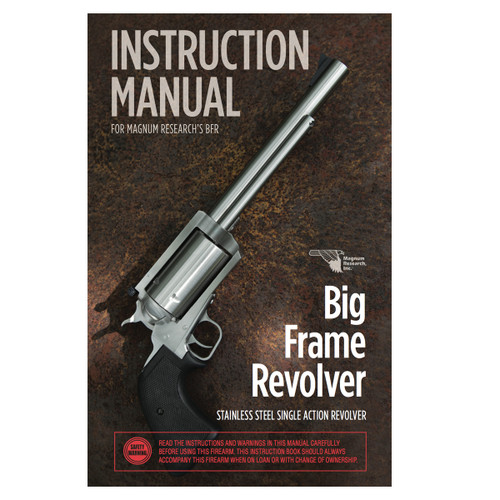 BFR Revolver Manual