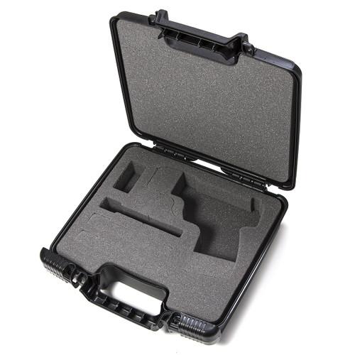 Pistol Case, Foam Cut Out