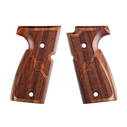 Wood Grips, Checkered (K Series & E9)