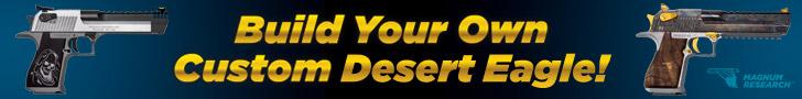 Build your own custom Desert Eagle!