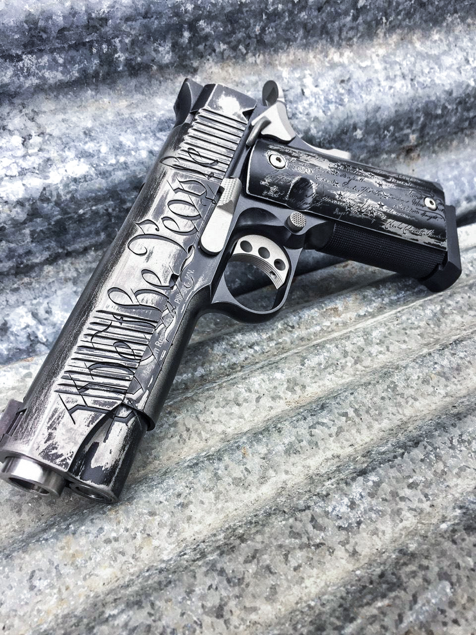 Kahr Firearms Group Partners With Outlaw Ordnance On