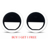 BUY 1 GET 1 FREE Battery Operated Selfie Ring Light