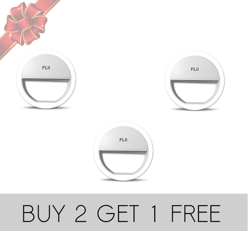 BUY 2 GET 1 FREE + SELFIE REMOTE - RECHARGEABLE RING LIGHT Ring Light