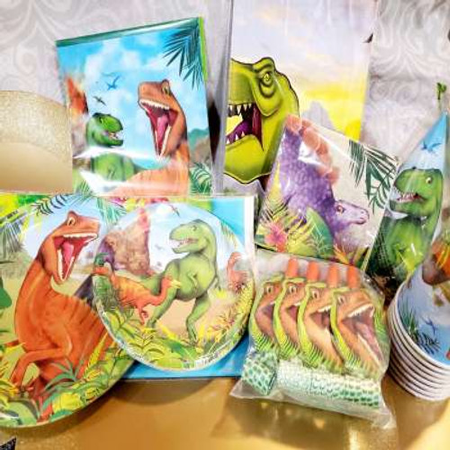 Dinosaur Party in a Bag