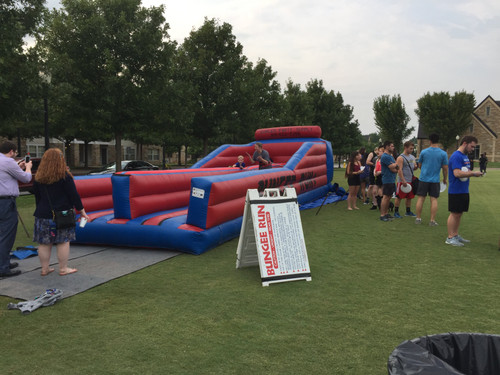Bungee Run Inflatable Game Rental