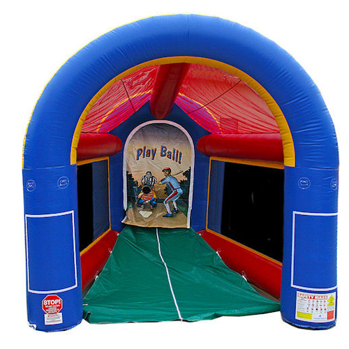 sports cage speed pitch rental