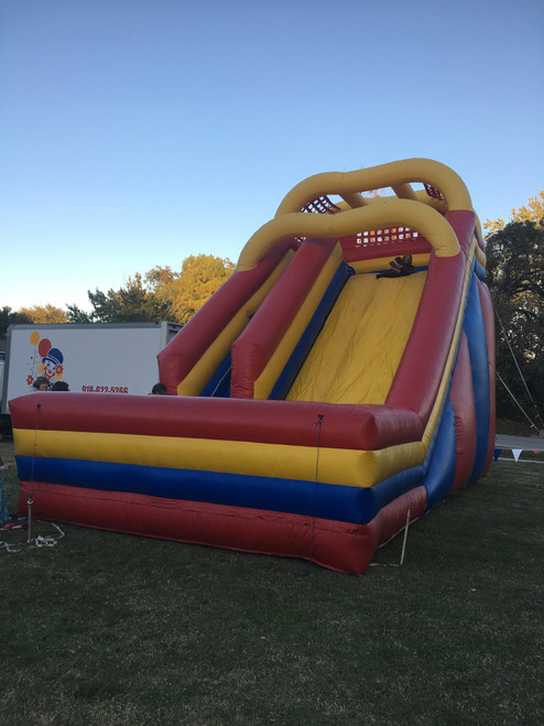 Giant Slide Inflatable Game Rental