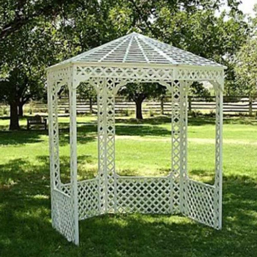 gazebo, wedding archway, tulsa wedding rentals, lattice gazebo