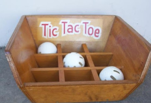 Tic Tac Toe Rental