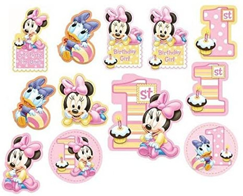 Minnie Cutouts