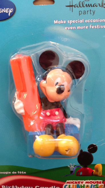 Mickey Candle