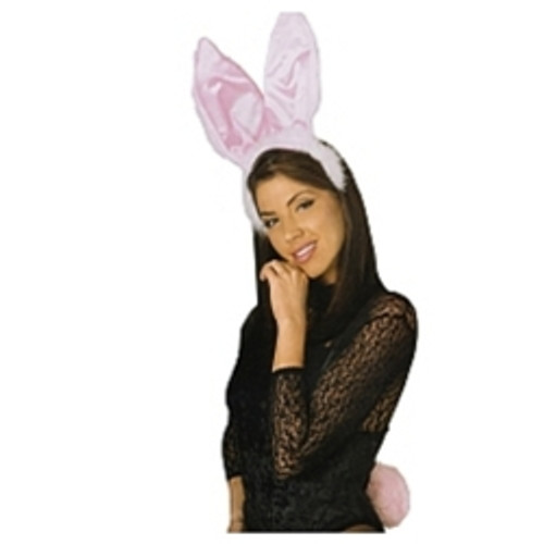white bunny ears, bunny tail, easter bunny costume, tulsa costume