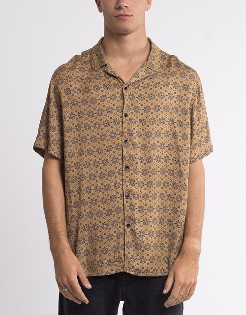 PERSIAN SHORT SLEEVE SHIRT