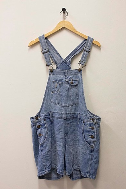 LEI DENIM SHORTALLS