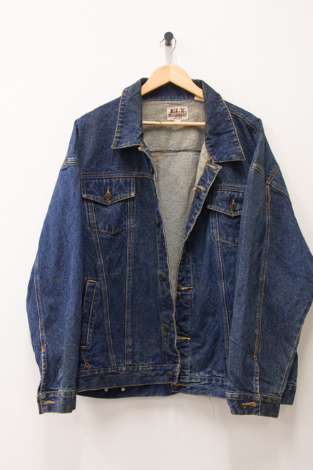 ELY OUTWEAR DENIM JACKET