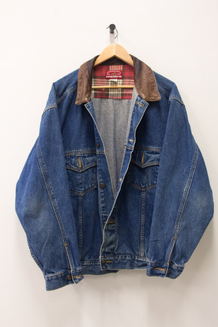 MALBORO VINTAGE DENIM JACKET