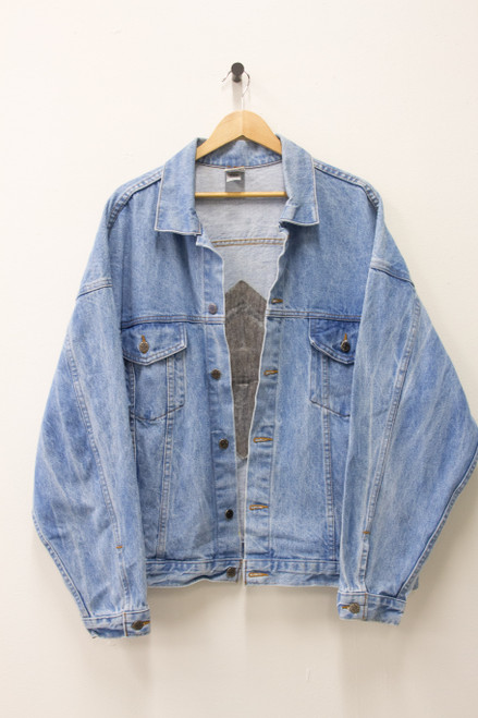 MADE IN THE USA DENIM JACKET