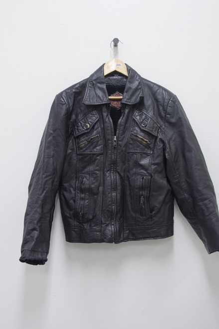 DUTCH BOY LEATHER JACKET