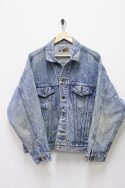 LEVI VINTAGE DENIM JACKET
