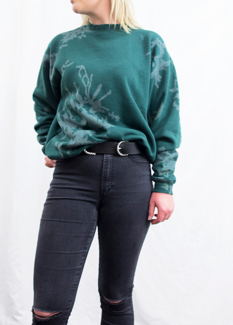 GET BLEACHED SWEATER 13