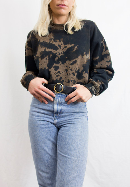 CROPPED GET BLEACHED SWEATER 01
