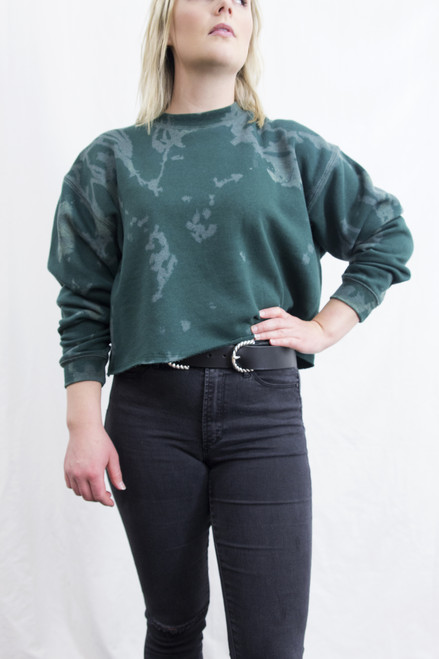 CROPPED GET BLEACHED SWEATER 02