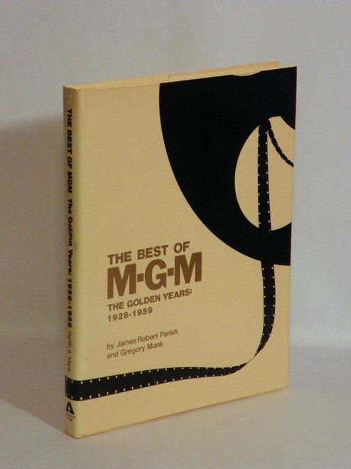 The Best of MGM : The Golden Years 1928-1959 HOLLYWOOD (1981 HC) Parish, Mank