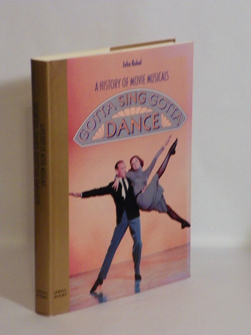 A history of movie musicals - Gotta Sing Gotta Dance FRED ASTAIRE by John Kobal