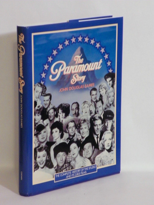 The Paramount Story (1985 HC) HOLLYWOOD by John Douglas Eames