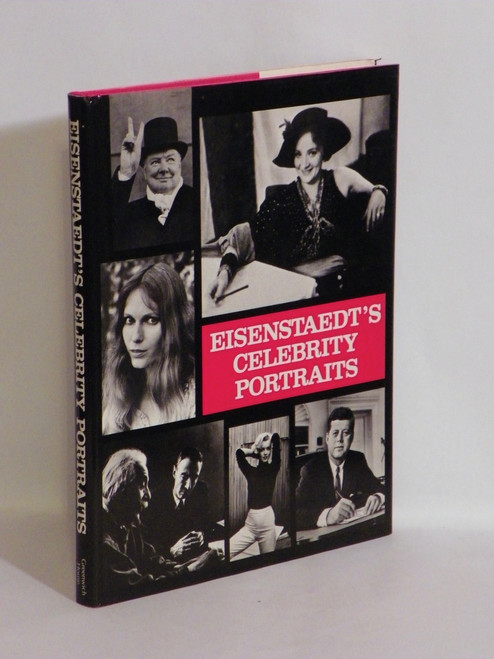 Eisenstaedt's Celebrity Portraits : Fifty Years of Friends and Acquaintances (1984 HC)
