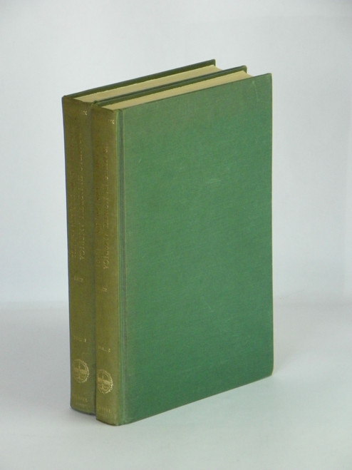 Travels in North America in the Years 1780, 1781 and 1782 - REVISED (1963) 2 volumes
