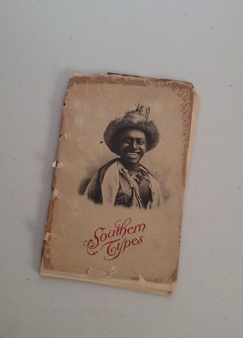 Types of the Sunny South (Stereotype) ANTIQUE PHOTOS
