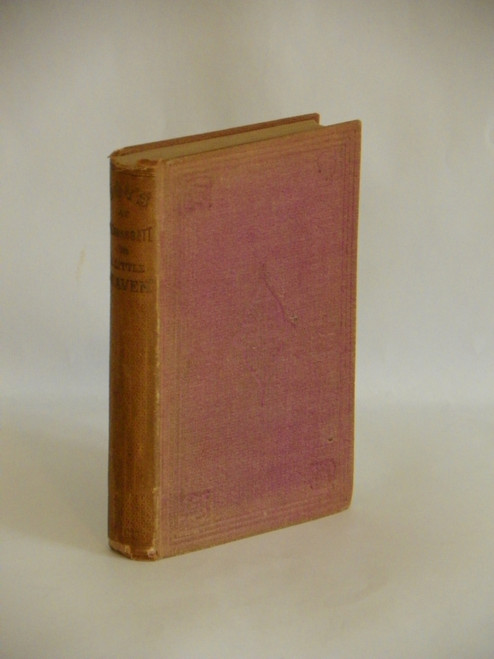 "Boys at Chequasset ; or, ""A Little Leaven."" 1863 HC by A. D. T. Whitney"