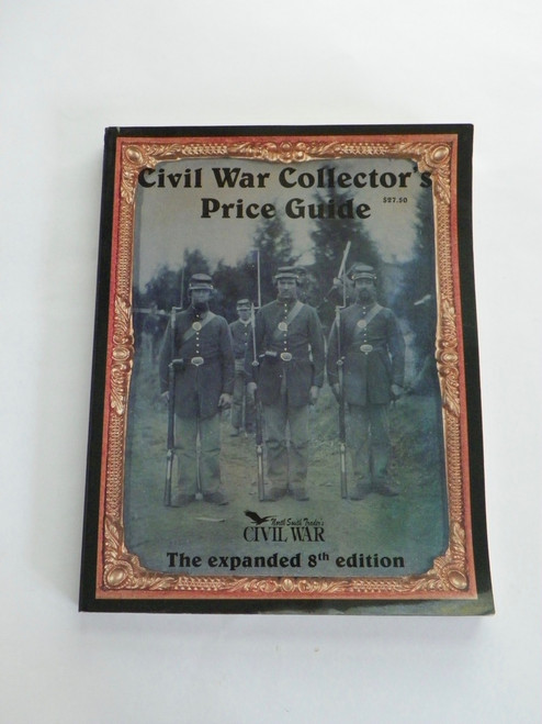 Civil War Collector's Price Guide 8th edition (1997 PB)