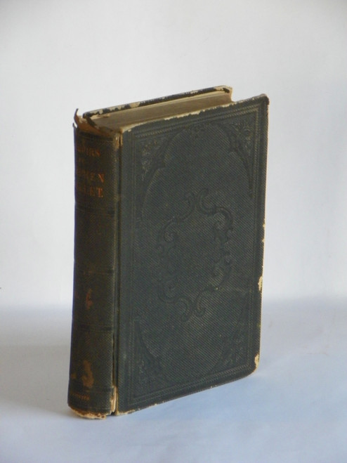 Memoirs of the Life and Gospel Labors of Stephen Grellet - vol. 1, First American 1860