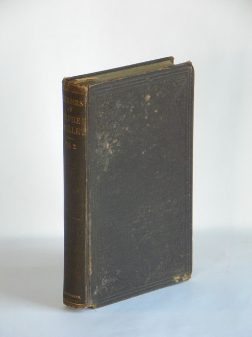 Memoirs of the Life and Gospel Labors of Stephen Grellet - vol. 2 1877 QUAKER