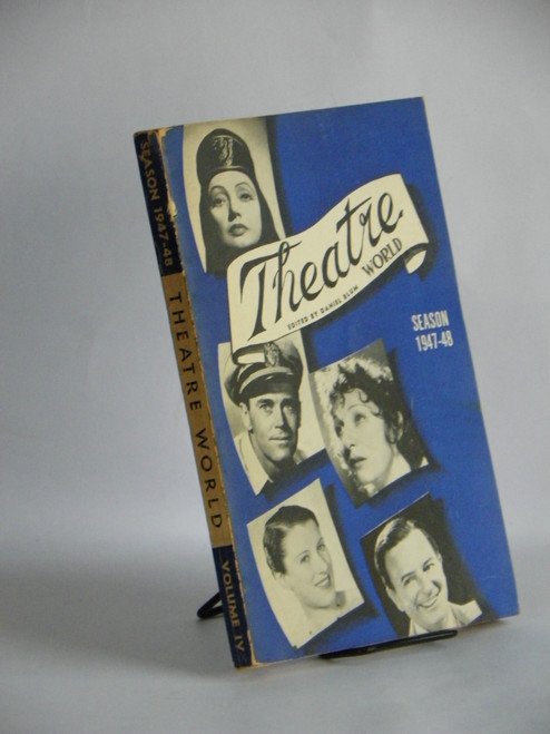 Theatre World Season 1947-48 by Daniel Blum