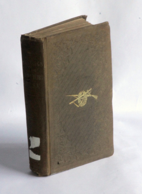 The Story of the Thirty-Third N. Y. S. Vols: or Two Years.. in Va and Md - 1864 FIRST NEW YORK