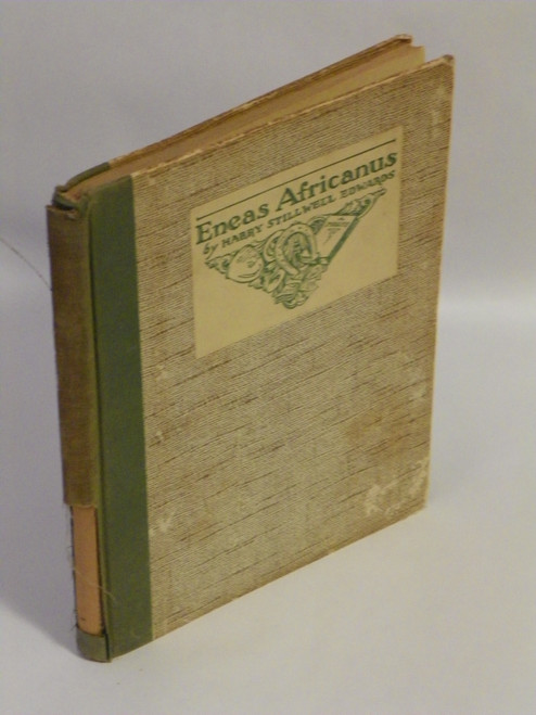 Eneas Africanus (1940 HC) by Harry Stillwell Edwards (Stereotype)