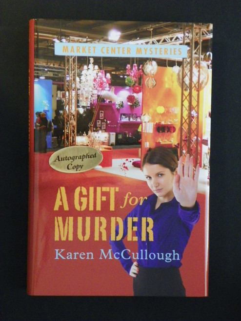 A Gift for Murder - SIGNED by Karen McCullough