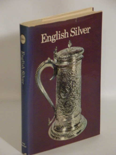English Silver VINTAGE 1969 HC by Judith Banister