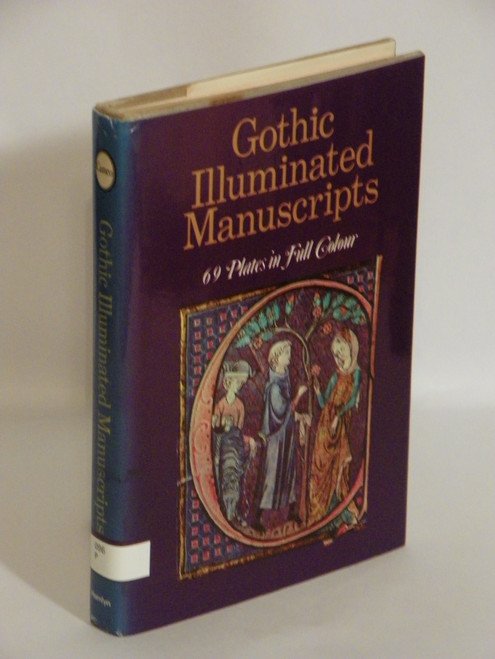Gothic Illuminated Manuscripts (1970 HC) Emma Pirani